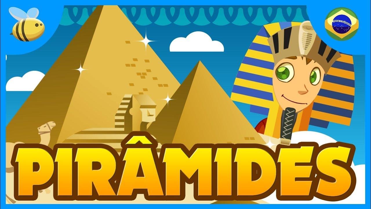 O Grande Misterio Das Piramides Do Egito Videos Educativos Para