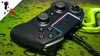 Razer Raiju Ultimate PS4 & PC Controller Review + Latency Concern