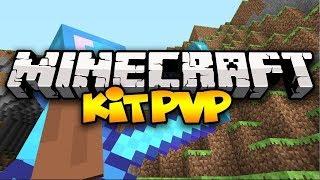 Майнкрафт Minecraft KitPvP на сервере LiteCloud #1 выживание