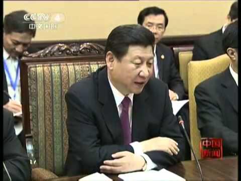 Chinese president Xi Jinping and First Lady Peng Liyuan arrive in Tanzania 习近平彭丽媛访问坦桑尼亚