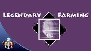 Destiny Legendary Farming - Best & Fastest way (Rare and Legendary Engrams) #Destiny