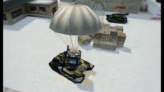 Tanki Online - Goldbox Montage #52 - MM Battles! + Black GoldBoxes!