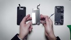 iPhone 6 akun ja näytön vaihto