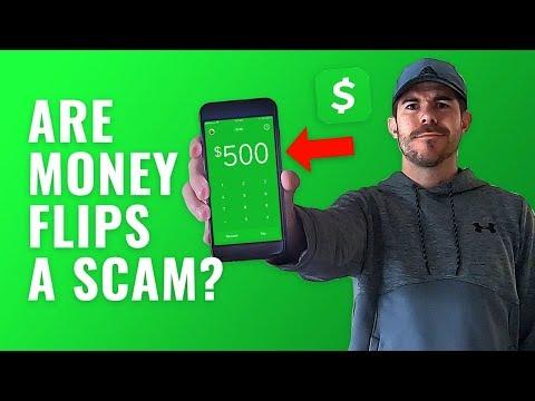 Are Cash App Money Flips A Scam?