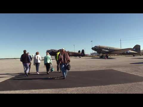 Rob's Flight On The Mynarski Memorial Lancaster 'Lady Orchid' (VeRA)