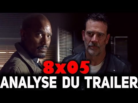 S08Ep5 : Analyse du trailer & Prédictions / The Walking Dead saison 8