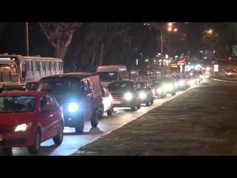 Estas son las 10 esquinas más peligrosas de Montevideo