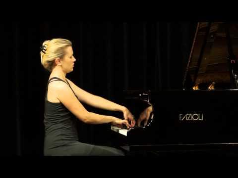 Mozart: Piano Sonata F major, KV 332 - 3rd. Movement