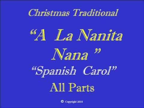 A La Nanita Nana - All-Parts.wmv
