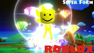 Roblox || Sonic Ultimate RPG Super Form...