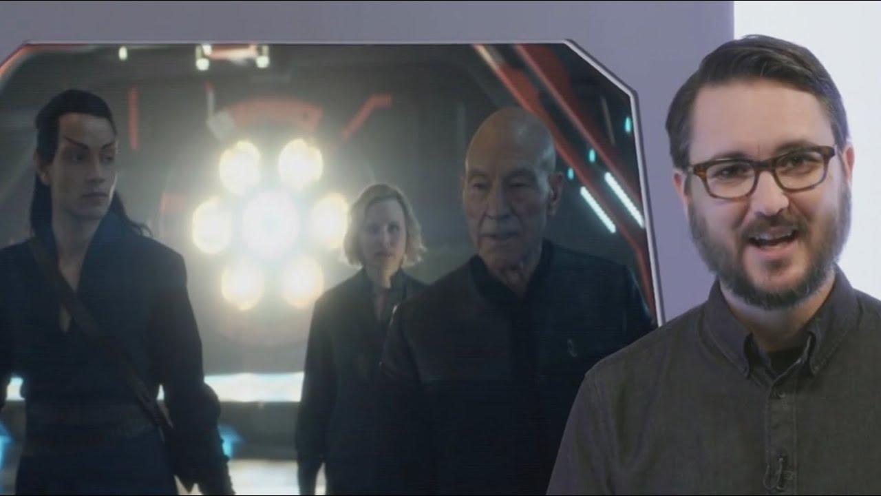 Female Empowerment in Star Trek Picard Compilation