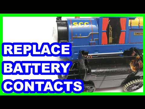 Rusty battery contact Ben Bill, Thomas & friends Thomas y sus amigos from YouTube · Duration:  6 minutes 9 seconds