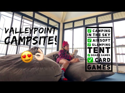 Campsite In The Sky! (Valleypoint Campsite)