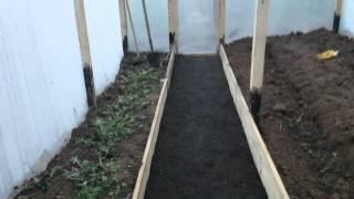 Tunel do uprawy pomidorów