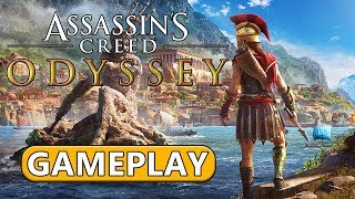 ASSASSIN'S CREED ODYSSEY FR | Gameplay 4K | E3 2018