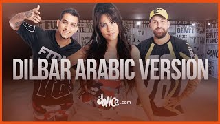 Dilbar Arabic Version Nora Fatehi and Fnaire | FitDance Channel