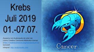 Taroskop Krebs 01.-07.07.2019