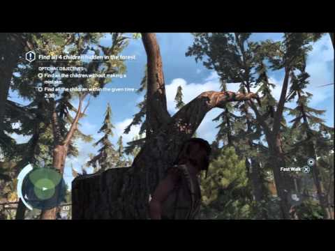 10. Assassin's Creed 3 Playthrough - Hide and Seek
