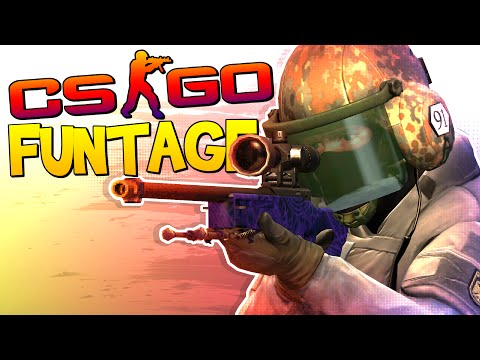 CS:GO FUNTAGE! - de_stroyed, Peek Apartments & Badababanana!