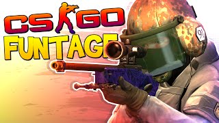 One of SMii7Y's most viewed videos: CS:GO FUNTAGE! - de_stroyed, Peek Apartments & Badababanana! (CS:GO Funny Moments)
