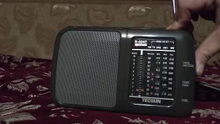 Радіоприймач TECSUN R404