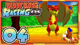 Let's Play: Diddy Kong Racing DS - Part 4: Dragon Forest!