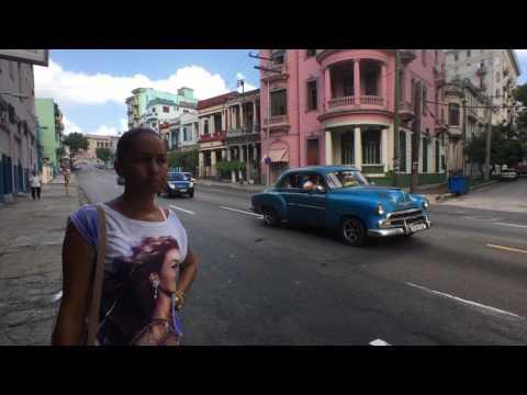 Cuba May 2017- Vlog 1
