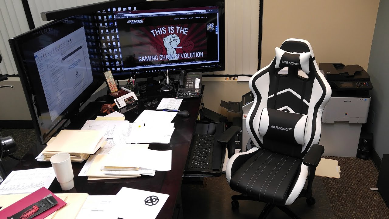 ak racer gaming chair foam padding for chairs racing player series youtube