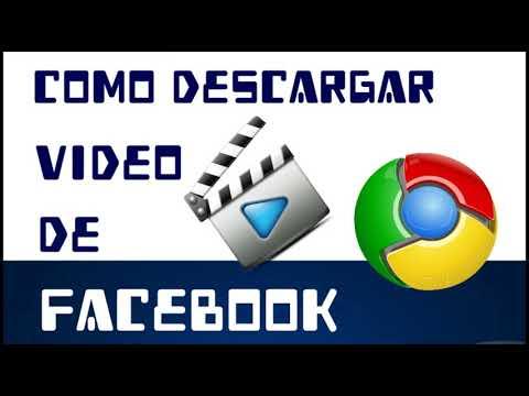 como descargar videos de facebook en google chrome android