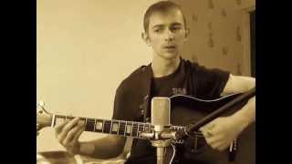 Ивушки. Цыганская песня под гитару.