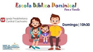 """EBD Infantil: """"Deus cuida de Elias!"""" - 02 de maio de 2021"""