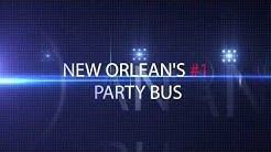 New Orleans Party Bus Rental | New Orleans Party Bus Company