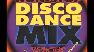 NON-STOP DISCO DANCE MIX-CD 1