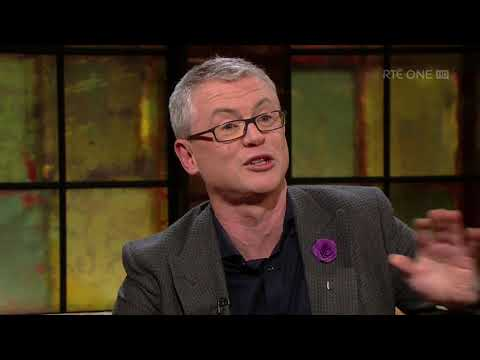 Joe Brolly on why he took in a homeless man | The Late Late Show | RTÉ One