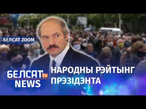 'Саша Тры Працэнты'– новае імя Лукашэнкі | 'Саша Три Процента' – новое имя Лукашенко