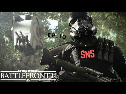 SnS Ep.10 The Wack Brothers Strike Back! (Feat. Xamot91) Star Wars Battlefront 2