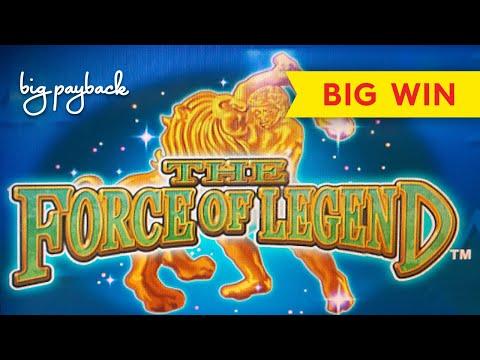 The Force of Legend Slot - BIG WIN BONUS! - 동영상