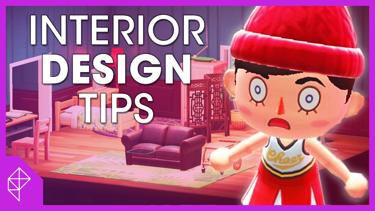 Making A Better Animal Crossing House With Real Interior Design Youtube