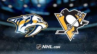 Hornqvist's pair of goals lead Penguins in 4-2 win