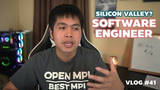 Vlog #41 : หนทางสู่ Software Engineer ใน Silicon Valley