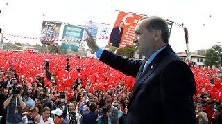 Cumhurbaşkanı Erdoğan Koalisyon güçleri içerisinde yer almakta kararlıyız