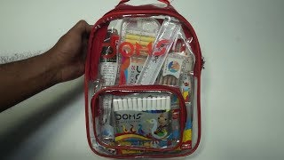 DOMS Craft kit Bag  or Stationery Kit