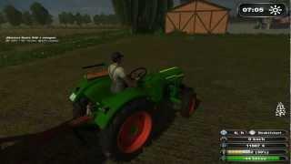 Farming Simulator 2011 ( Old farm the new beginning )