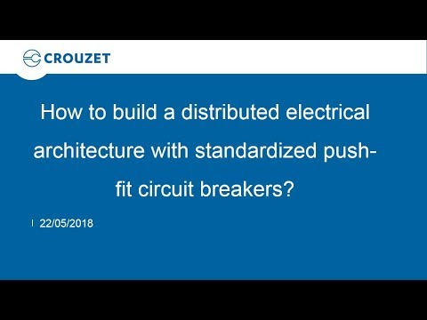 ATA 24 & opportunities: Build innovative electrical architectures