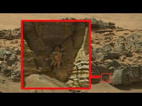 Some Of The Strangest Things Found On Mars In NASA Photos Hqdefault
