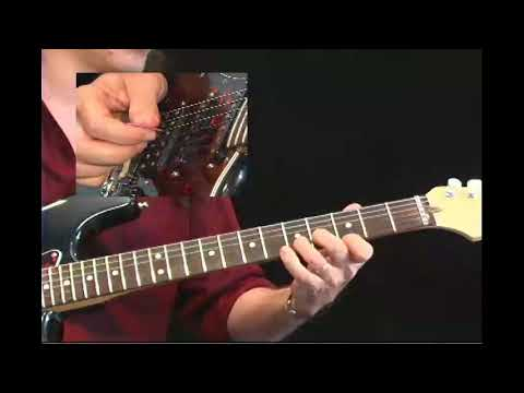 Tom Petty Style Guitar Lesson Straight Up Rhythm Breakdown Youtube