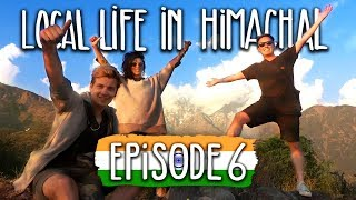Crazy Locals in Dharamshala  | Ep6 Himachal Pradesh | Travel India on $1000