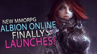 New MMORPG Albion Online Launches - Join Us!