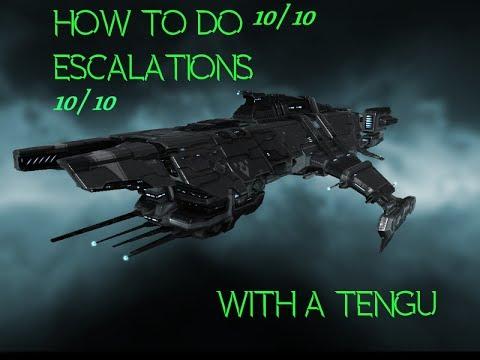 How To Do 10/10 Escalations - Tengu Guide