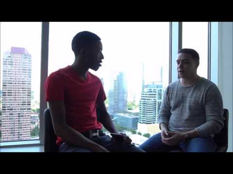 interviewing 6 figure trader Dominic Moore